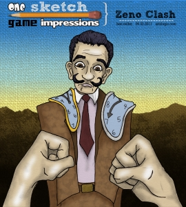 One Sketch Game Impressions: Zeno Clash