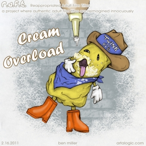 Cream Overload R.A.F.T.