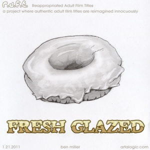 Fresh Glazed R.A.F.T.